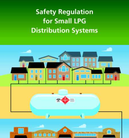Report recommends revisiting federal safety regulations for liquid petroleum gas distribution systems