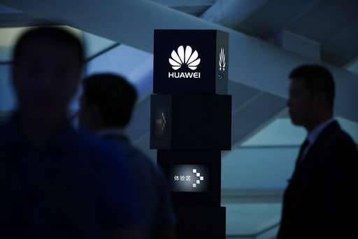 Reports: AT&T drops plan to sell Huawei smartphone in US