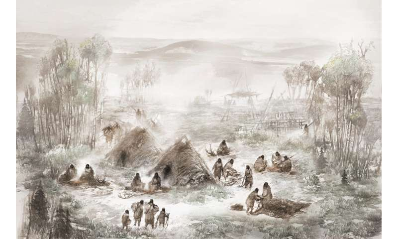 Research reveals evidence of new population of ancient Native Americans