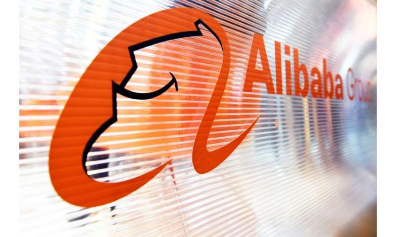 Retail giant Alibaba said net profit was down 41 percent to 8.69 billion yuan ($1.26 billion) in the quarter ending June 30