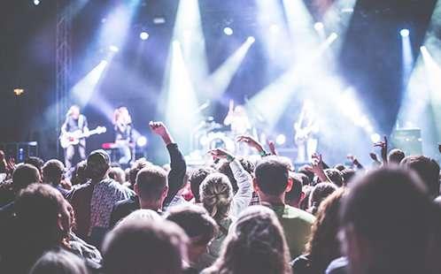 Revellers ready for festival drug checks, study finds
