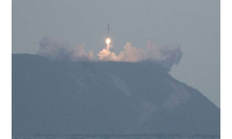 Rocket Lab conducted its first launch last May from its New Zealand launch base when the firm put a rocket into space, but it di