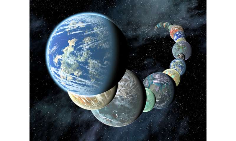 Rocky? Habitable? Sizing up a galaxy of planets