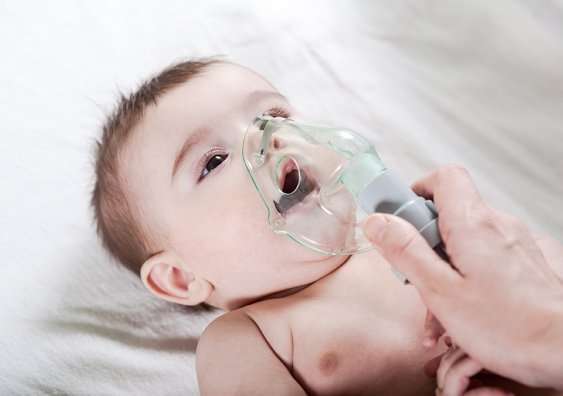 RSV study reveals age when infants are most vulnerable to asthma