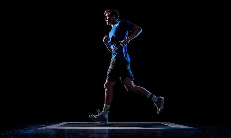 Running helps the brain counteract negative effect of stress, study finds