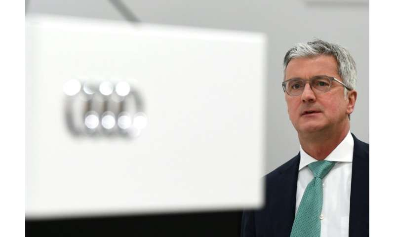 Rupert Stadler, CEO of German car maker Audi, was released after months in custody