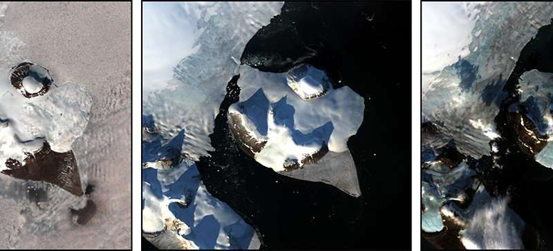 Russian Arctic glacier loss doubles as temps warm