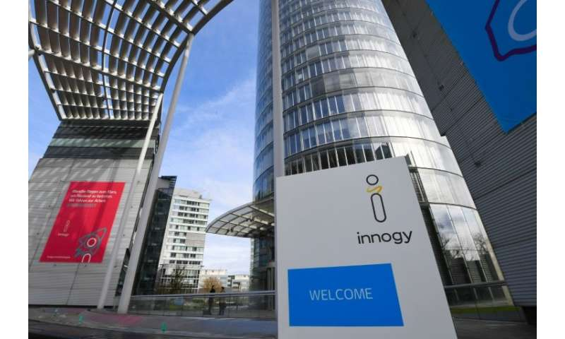 RWE is selling German energy renewables unit Innogy to EON in a complex deal that will redraw Germany's energy landscape