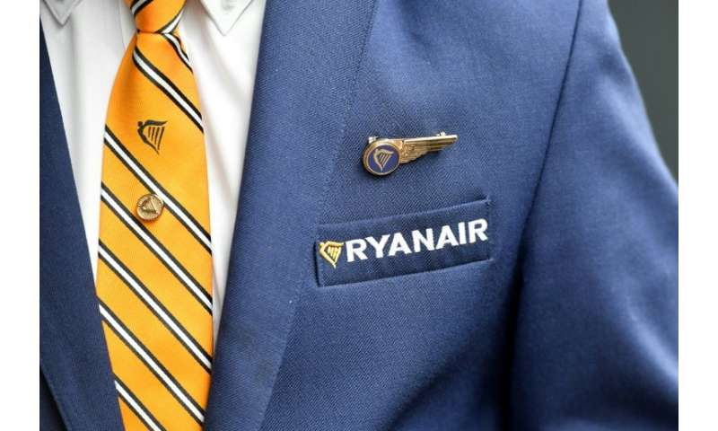 Ryanair announced 190 cancelled flights due to strike action