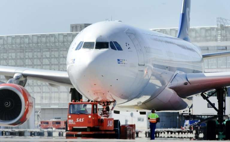 SAS is aiming to streamline the number of plane models in its fleet