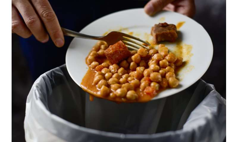 Seeing food wasted makes us mad – but should it?