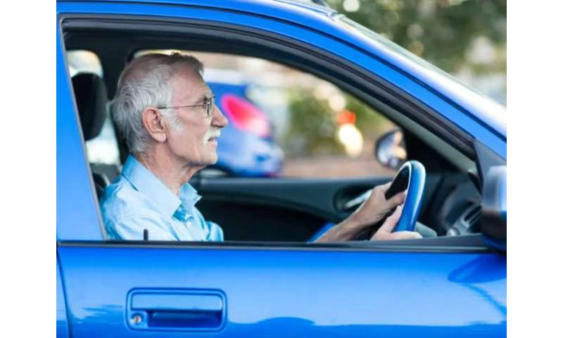 Seniors on multiple meds a driving hazard