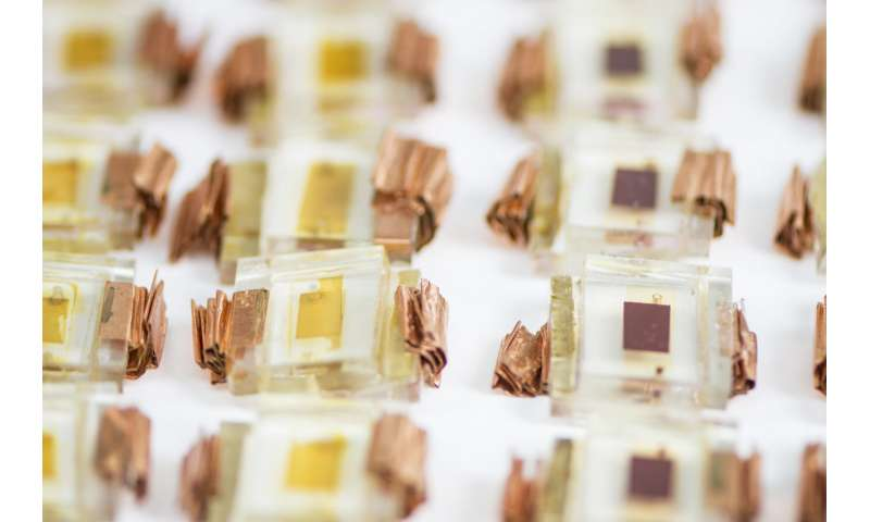 Serious shortcomings in aging tests of new solar cell materials