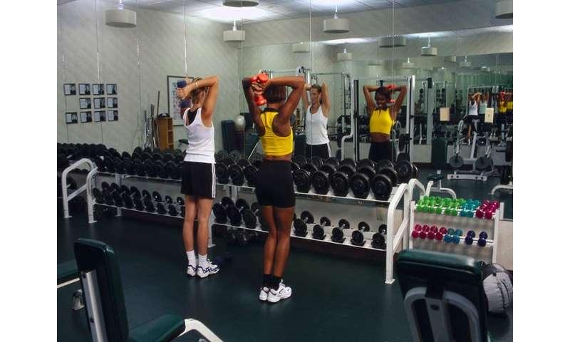 Set new milestones for exercise motivation