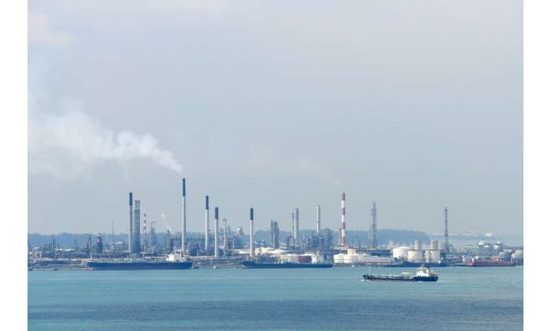 Shell is among the world's top climate polluters, according to Friends of the Earth