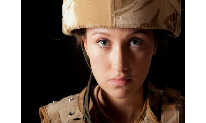 Skin cancer risk higher in military personnel