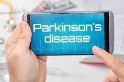 Smart app to diagnose Parkinson's disease