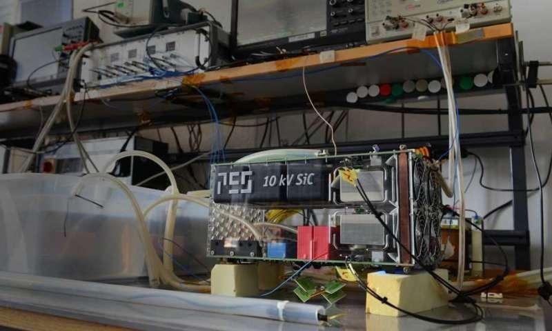 Smart transformer for the energy turnaround
