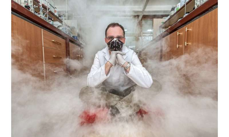 Smog laid bare: Precise analysis of the composition of particulate matter