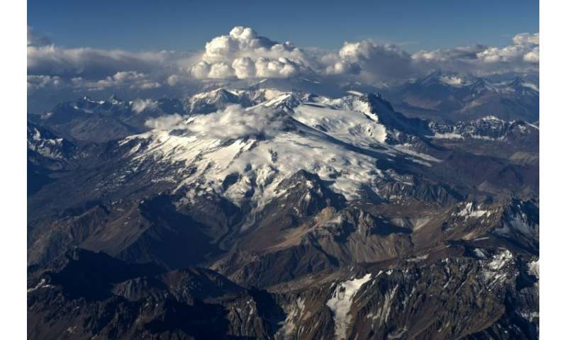 Snow in the Andes is as pure as that in Alaska or the Canadian Arctic, the study found