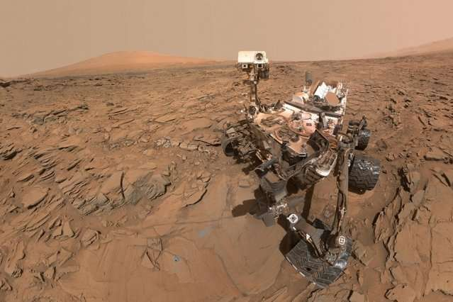 Software finds the best way to stick a Mars landing
