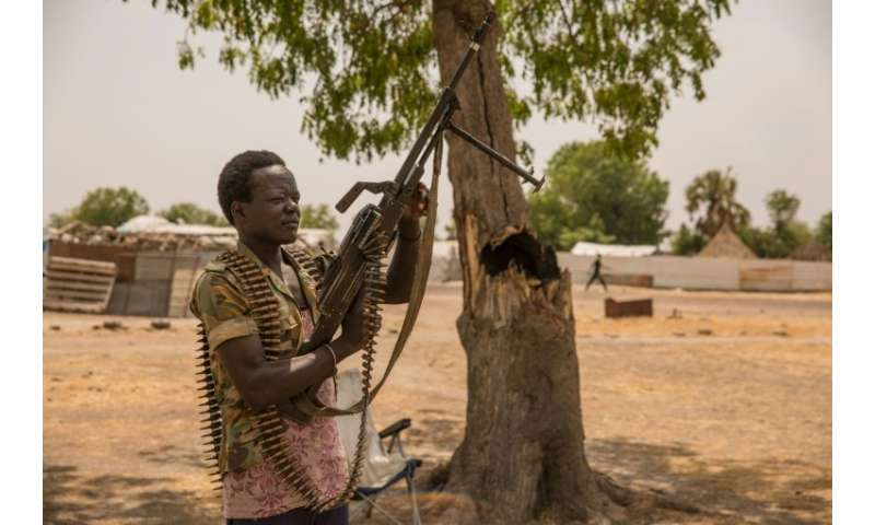 Some 224 million people are under-nourished in Africa as climate change and conflicts such as that in South Sudan heighten food