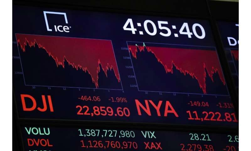 Some critics question whether the stock market's recent swoon has been exacerbated by automated trading