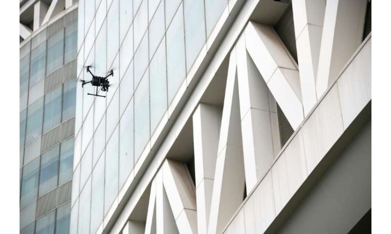 Some residents are regulating against the use of drones, fearing an invasion of privacy as drones fly close to apartment buildin