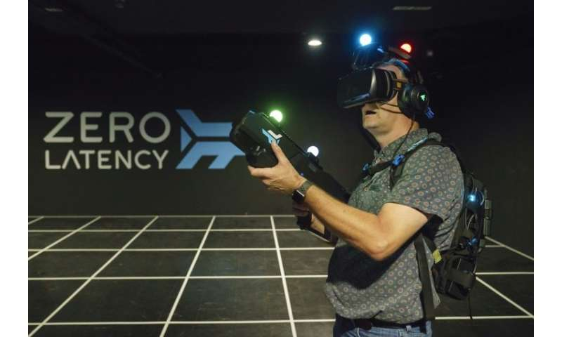 Some warn that improvements in home-based technology may eventually lead to virtual reality gaming centres suffering the same fa