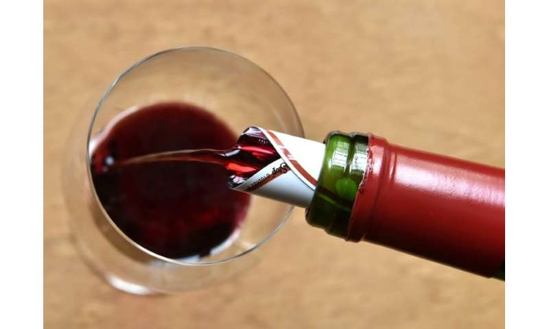 South Africa's wine production is set to dip over 20 percent this year