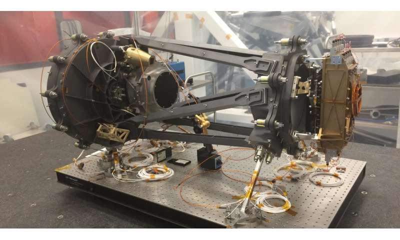 Space telescope to test Einstein's theories about gravity