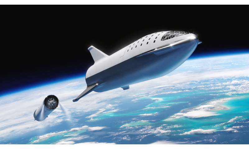 SpaceX is going to build a mini-BFR to launch on a Falcon 9