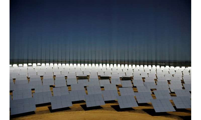 Spain's cash-strapped government halted subsidies for solar power projects in 2010