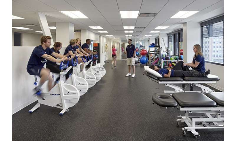 Starting aerobic exercise soon after concussion improves recovery time, study finds