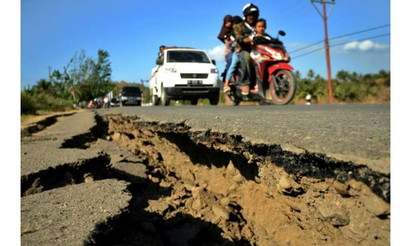 State-run news agency Antara reported overnight 347 had been killed by the quake, but officials have said the tally was incomple