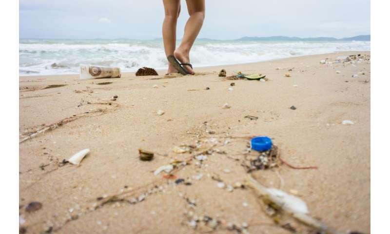 Stemming the tide of beach litter