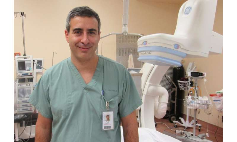 St. Michael's Hospital cardiology team reports a world first