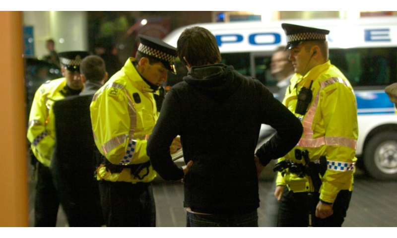 Stop and search report leads to policy change