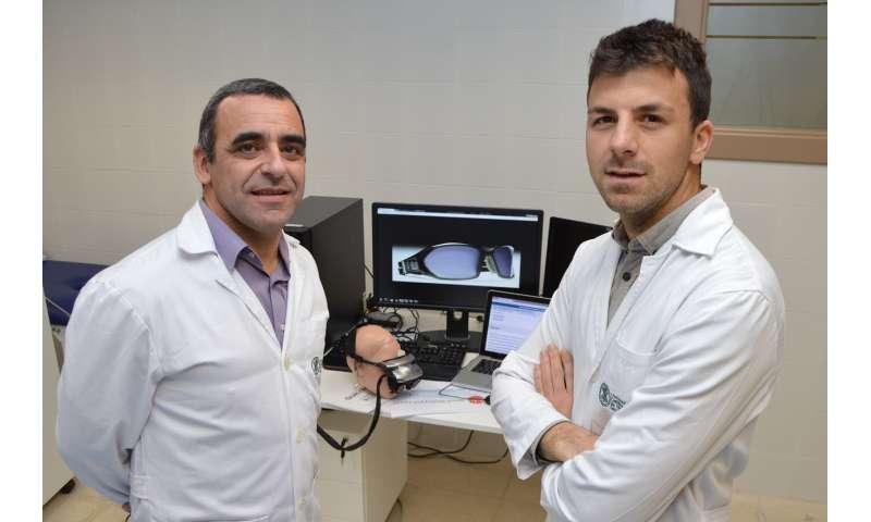 Stroboscopic vision enhances sports training efficacy
