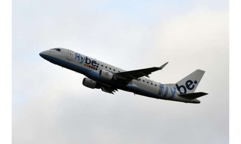 Struggling British no-frills airline FlyBe has put itself up for sale in face of challenging market conditions.