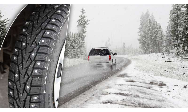 Studded winter tires cost more lives than they save