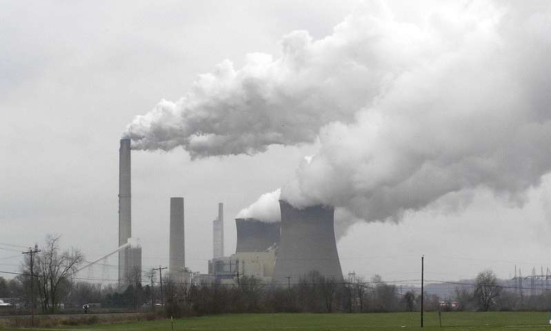Study finds unexpected levels of bromine in power plant exhaust