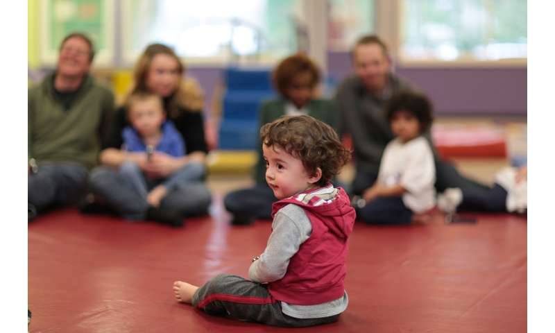 Study listens in on speech development in early childhood