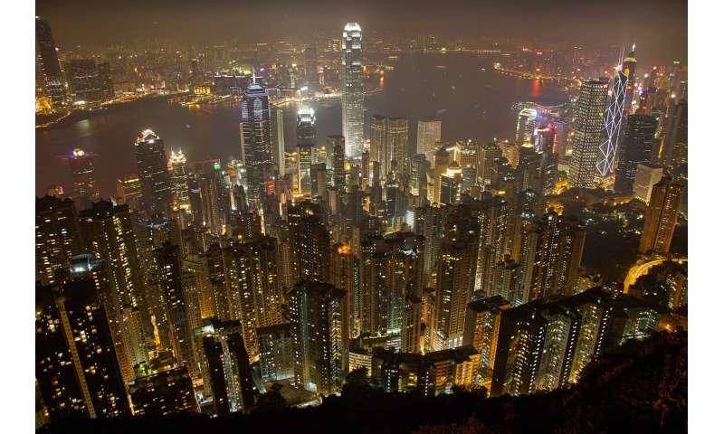 Study of social contact patterns in Hong Kong will give insight into spread of epidemic