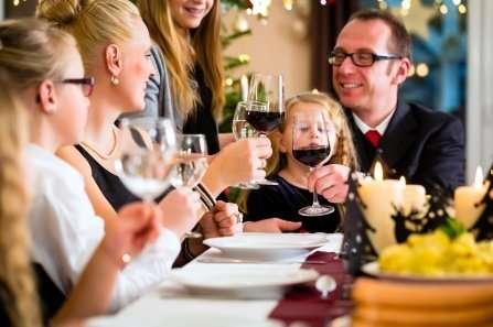Study shows letting kids taste alcohol is a risky behavior