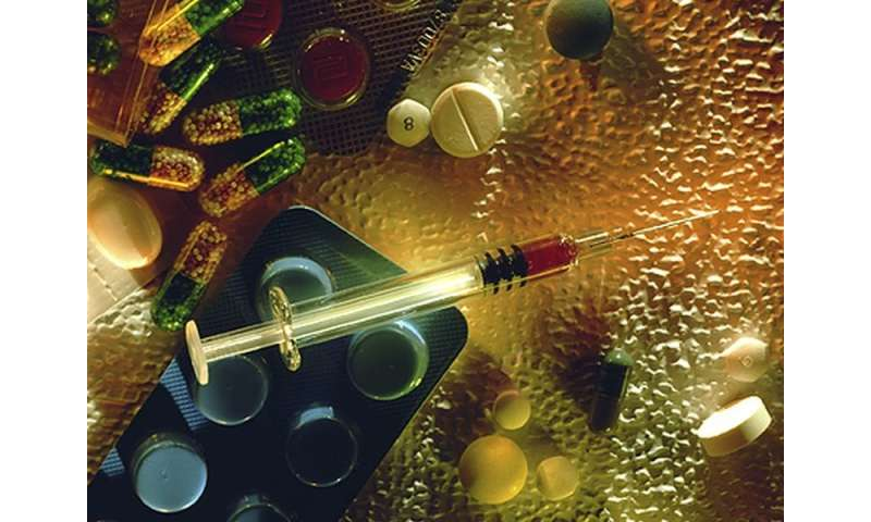 Substance use mortality varies widely across U.S. counties