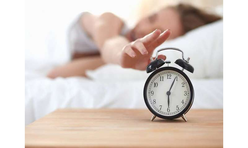 Sunday is 'Fall back' time for your clock -- sleep experts offer tips