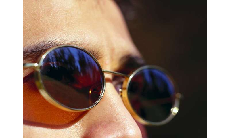 Sun's UV rays a threat to your eyes, too
