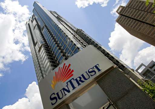 SunTrust's online banking difficulties enters third day