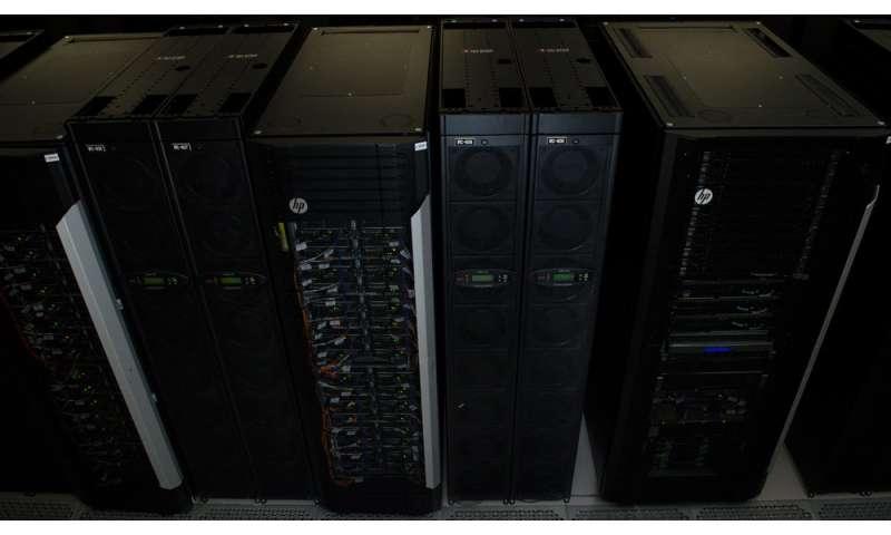 Supercomputing More Light than Heat